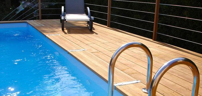 accessoires piscine de jardin