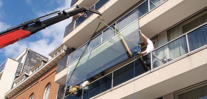 accidents liés aux vitres et aux verres