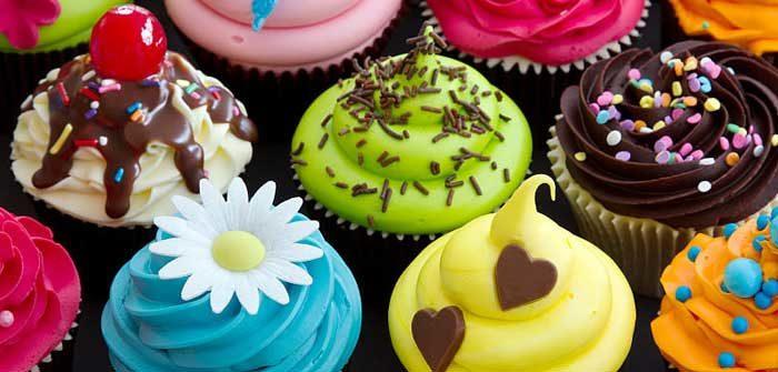 décoration cupcake