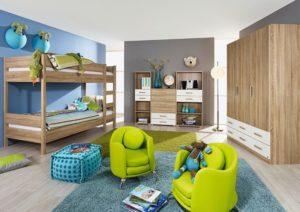 Déco chambre à coucher pour enfant