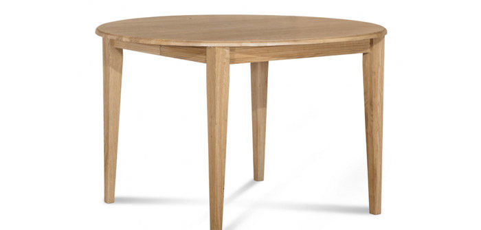 Table extensible en bois