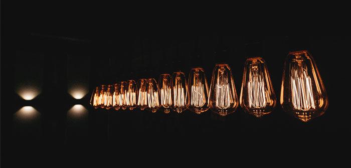 L'ampoule LED E14 pour une déco rétro et vintage